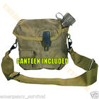 2 Qt Two Quart Bladder Canteen & Cover ALICE Pouch - OLIVE DRAB