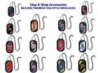 MLB Dog Tag/Neck Tag Style Necklace - PICK YOUR TEAM!!