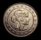 1924 BRAZIL 2000 REIS SILVER COIN BU MINT TEEMING WITH LUSTER ** BEAUTIFUL