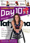 * PARALYMPIC GAMES DAY 10 PROGRAMME LONDON 2012 *