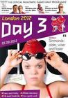 * PARALYMPIC GAMES DAY 3 PROGRAMME LONDON 2012 *