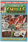 CHAMBER OF CHILLS NO. 1- 1972 Marvel Comics High Grade, One Owner