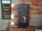 ALLEN + ROTH OUTDOOR FIREPOT HAND GLAZED CERAMIC FINISH NWT OUTSIDE CANDLE
