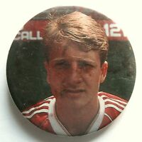 Man Utd Lee Martin 1980's Badge Rare Manchester United Pin
