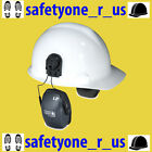 Howard Leight - Leightning® L2H Hard Hat Mounted Earmuffs Ear Protection (29dB)