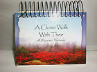 A Walk With Thee A Perpetual Calendar 365 Days Of Inspiration Spiritual Guidance