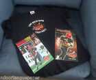 Lot of Two New York Dragons Arena Football Programs + Women's Small T-Shirt AFL