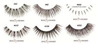RED CHERRY 100% HUMAN HAIR EYELASHES JOB LOT BEST SELLING COLLECTION 6 PAIRS!