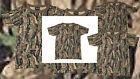 T-Shirt Hunters Autumn Camouflage Smokey Branch Cotton/Poly New Adult Camo Tee