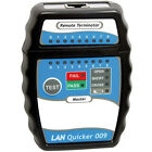 Quick RJ45 CAT5 CAT5e CAT6 Network Cable Tester RJ 45 LAN (New)