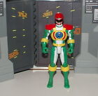 Power Rangers Operation Overdrive _ ** Green Hovertek Cycle - Ranger Only **