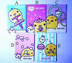 "Cumo Chick ""Mini"" Stationery Envelope Set (4 Envelops+8 Letter Papers) Gift Bag"