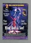 Mind, Body & Soul / The Bad Cop Chronicles #1 (DVD) Wings Hauser, Ginger Lynn,