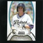 CORY SPANGENBERG 2011 BOWMAN STERLING REFRACTOR ROOKIE /199 QUANTITY PADRES