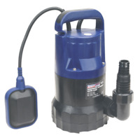 Sealey WPC235A Submersible Water Pump Automatic 235ltr/min 230V