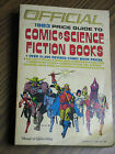 1983 Price Guide to Comic & Science Fiction Books