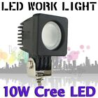 10W Cree Flood LED 800LM Work Light LED Off Road Car Boat Vehicle Truck Square