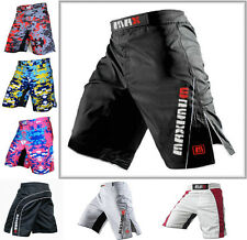 MMA Lutte Shorts Grappling Court Kick boxe cage fighting shorts-NEUF