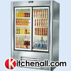 "Leader LS38 38"" Refrigerated Merchandiser"