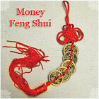 FENG SHUI Lucky Charm Ancient I CHING Coins Prosperity Protection Good Fortune