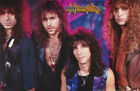 POSTER - MUSIC - WINGER - ALL 4 POSED - FREE SHIPPING ! #P7138 LC30 N