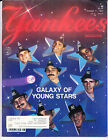 NEW YORK YANKEES BASEBALL MAGAZINE Oct 11 1984 GALAXY OF YOUNG STARS Poster