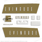 Evinrude 1959 10hp Sportwin Decal Kit Discontinued Decal Reproductions in Stock