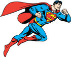 DC STYLE GUIDE PLATE - SUPERMAN RUNNING