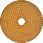"800 Grit 7"" Resin Grind Polish Edge Pad Concrete Floor Angle grinder"
