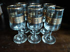 Very Collectable set of 6 Sherry Glasses