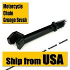 BLACK - Motorcycle Chain Grunge Brush for HONDA Models