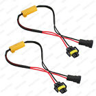 H8 H9 H11 Plug-N-Play Error Free Decoder Wiring Kit For LED Bulbs For Fog Light