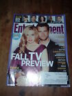 ENTERTAINMENT WEEKLY MAGAZINE SEPTEMBER 18 2009 JOSHUA JACKSON FRINGE #1065