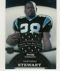 2008 BOWMAN STERLING JONATHAN STEWART JUMBO JERSEY RC 167/309 CAROLINA PANTHERS