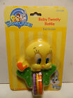 Baby Looney Tunes Baby Tweety Rattle   Green   0-18 months ***New in Pack***