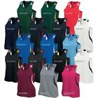 Mens Flash Singlet Gym Workout Excercise Running 16 Colours Top Casual MV3111