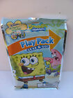 Nickelodeon Sponge Bob Play Pack Grab & Go Ages 4+ ***New in Pack***