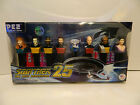 StarTrek 25 Collector's Series Limited Pez Edition 1 of 200,000 ** New in Box**