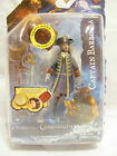 Pirates of the Caribbean on Stronger Tides (Captain Barbossa) **New in Pack**