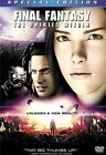 Final Fantasy: The Spirits Within  2-Disc..set. SPECIAL ED  DVD BRAND  NEW