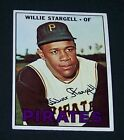 1967 Topps WILLIE STARGELL #140 Exmt PIRATES !!