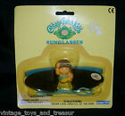 NEW VINTAGE 1995 CABBAGE PATCH KIDS BLUE GIRL SUNGLASSES DORDA TOYS IN PACKAGE