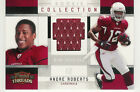 2010 THREADS ROOKIE COLLECTION ANDRE ROBERTS JERSEY 299