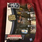 Star Wars Titanium Series Die Cast Ltd. Edition 3 Pack Toys R Us Exclusive RaRe