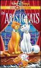 THE ARISTOCATS VHS TAPE IN  HARD COVER CASE WALT DISNEY MASTERPIECE