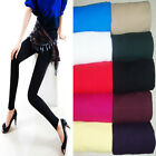 ~ Color mix choose 80 Denier Footless Pantyhose Tights Hosiery Women Sexy