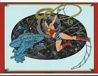 DC PRINT - WONDER WOMAN FIGHTS IN SPACE