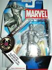 "Hasbro Action Figures Marvel Universe 3.75"" SILVER SURFER 003 MOSC"