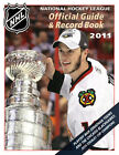 NHL Official Guide & Record Book 2011 – Published in September 2010