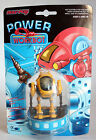 VERY RARE VINTAGE 1994 POWER WORKBOT ROBOT WIND UP WALKING NEW RAY NEW MISB !